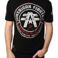 American Fighter Men's Polytechnic Graphic T-Shirt