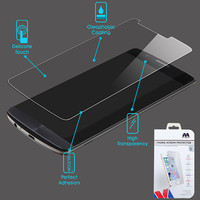 MyBat Tempered Glass Full Screen Protector for LG G3