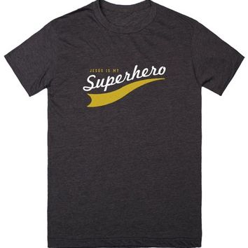 Jesus Is My SuperHero! Tee