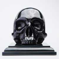 Skull Bookend