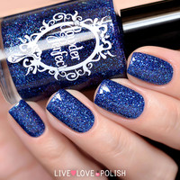 "Powder Perfect ""Iteru"" The River Nail Polish"