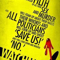 Watchmen 11x17 Movie Poster (2009)