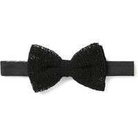 Marwood - Cotton-Mesh Bow Tie | MR PORTER