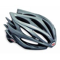"Bell Sweep Racing Bicycle Helmet Matte Titanium Medium (55 - 59cm / 21.75 - 23.25"")"