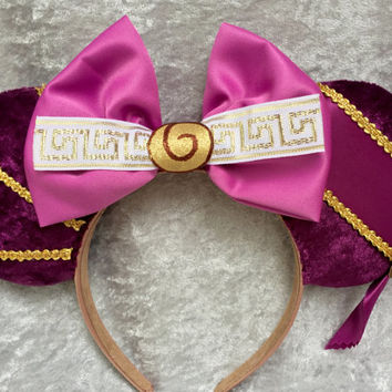 Megara themed mouse ears