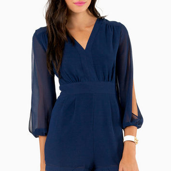 Please Baby Please Romper $47