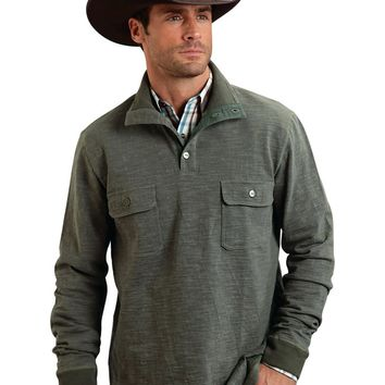 Stetson Bamboo Knit Pullover Sweater