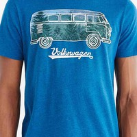Volkswagen Mountain Van Tee- Blue