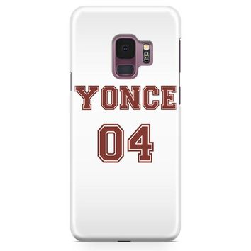 Beyonce Tshirt Yonce Shirt Be Yonce 04 Samsung Galaxy S9 Plus Case | Casefantasy