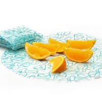 U Konserve Reusable Food Wraps for Waste-free, Allergy-free Lunch.