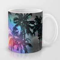 Run Away In Your Dreams (Palm Tree Paradise) Mug by soaring anchor designs ⚓ | Society6