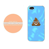 Poop Emoji iPhone 4/4s 5/5s/5c & iPod 4/5 Case