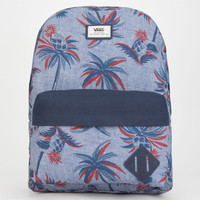 Vans Castaway Old Skool Ii Backpack Blue Combo One Size For Men 25710824901