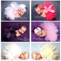 Newborn Photography Prop - Tutu