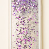 GLITTER AND STAR IPHONE 6 CASE