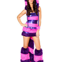 Cheshire Cat Costume | Sexy Clothes Womens Sexy Dresses Sexy Clubwear Sexy Swimwear | Flirt Catalog