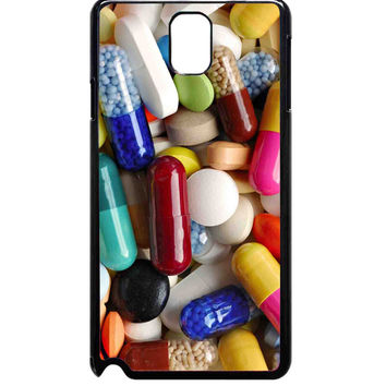 Colorful Pills For Samsung Galaxy Note 3 Case ***