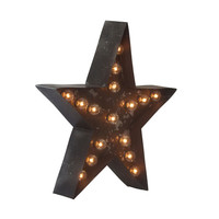 Handmade Old Hollywood Star Marquee