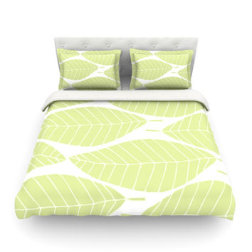 """Anchobee """"Hojitas"""" Featherweight Duvet Cover"""