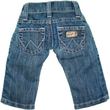 Wrangler Infant Boys Classic Denim Jeans