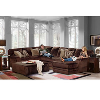 Everest 4377 Sectional Quick Ship | Jackson Furniture
