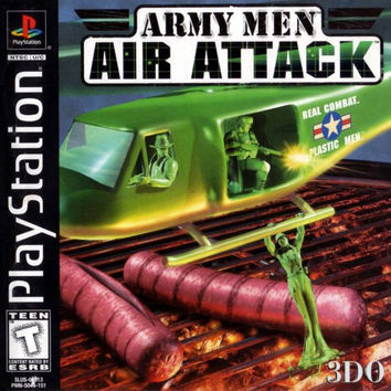 Army Men Air Attack - Playstation (Game Only)