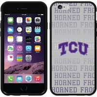 Coveroo, Inc. TCU Horned Frogs Repeating iPhone 6 Switchback Snap-On Case 786-4336-BK-FBC (Tcu Team)