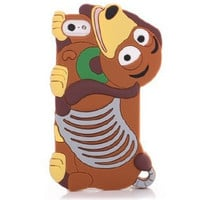 3D Slinky Toy Story Silicon Phone Cases Cover For iPhone 7 4S 5 5S SE 6 6s Plus