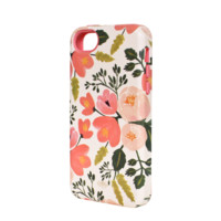 Botanical Rose iPhone 5c Inlay Case by RIFLE PAPER Co. | Imported