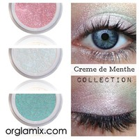 Creme de Menthe Collection