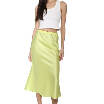 W.A.P.G. Sunrise Midi Skirt