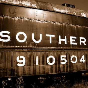 Southern Freight car