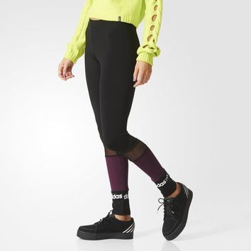 Adidas Selena Gomez Leggings - Black | from adidas