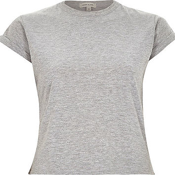 River Island Womens Plain grey cotton from River Island Clothing