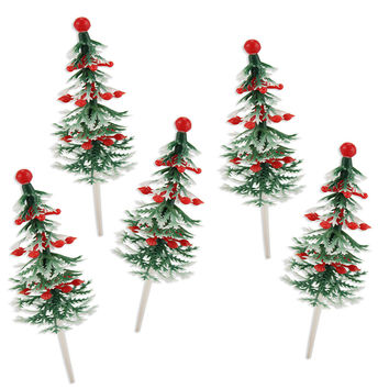 Ornament Holiday Tree Picks