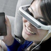 iPhone Video Glasses Virtual Screen - $110 | The Gadget Flow