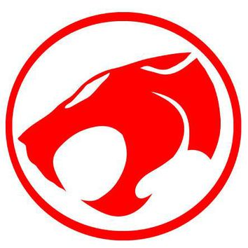 ThunderCats Vinyl Decal Sticker for Car Window Laptop wall