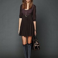 Free People   Oh! Darling Dress at Free People Clothing Boutique