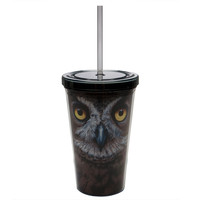 Owl Face Carnival Cup
