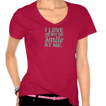 That Is My Husband Tshirt/Love the way you smile