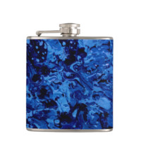 DEEP BLUE.jpg Hip Flasks