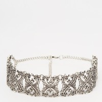 ASOS | ASOS Filigree Choker Necklace at ASOS