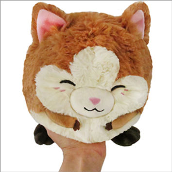 Mini Squishable Cheeky Hamster: An Adorable Fuzzy Plush to Snurfle and Squeeze!