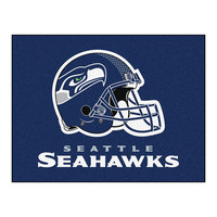 Seattle Seahawks NFL All-Star Floor Mat (34x45)