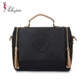 new 2017 autumn Lady style  packet women handbag  women leather handbags