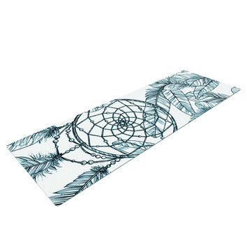 Catching Dreams Yoga Mat