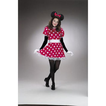 Women's Costume: Minnie Mouse