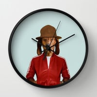 Polaroid N°3 Wall Clock by Francesca Miele (Natt)