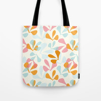 SpringDance #society6 #buyart #decor Tote Bag by mirimo