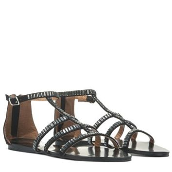 Report Scott Gladiator Sandal Black